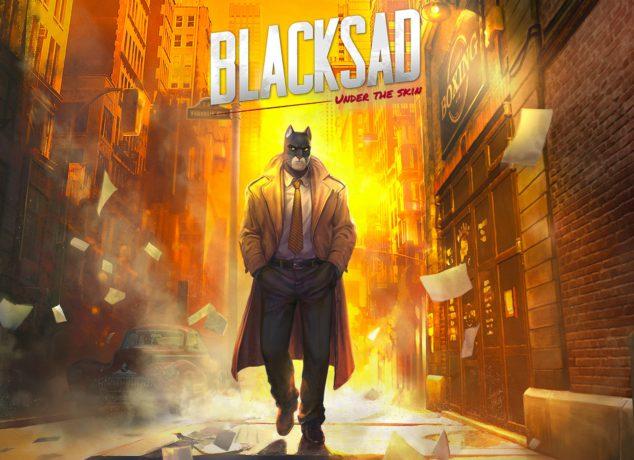Test Blacksad Under The Skin