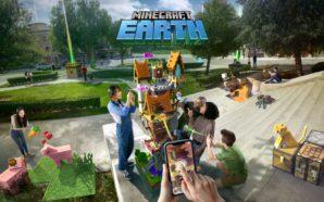 Minecraft Earth entre dans sa phase d'Accès Anticipé