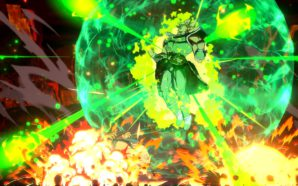 Dragon Ball FighterZ: Broly de DBS arrive en toute puissance!
