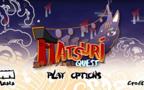 Matsuri Quest – un runner Android diaboliquement fun