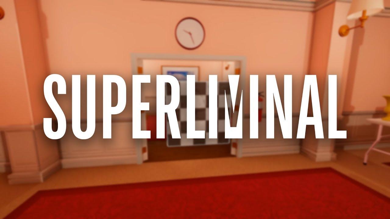 Superliminal Test