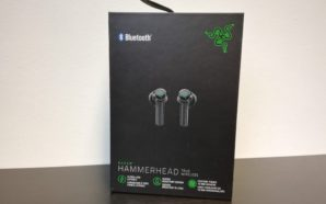 Test : Razer Hammerhead True Wireless