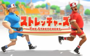 The Stretchers: l'exclu Switch qui débarque par surprise!
