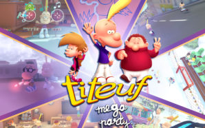 Test | Titeuf Mega Party