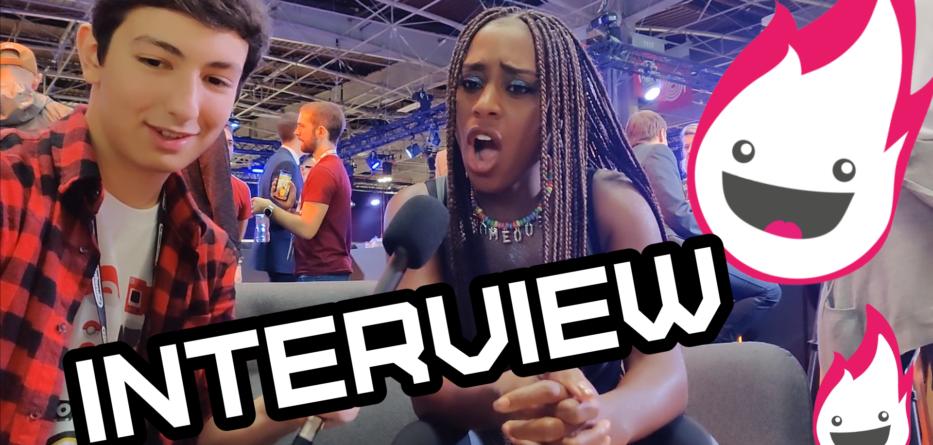 Naomi interview WWE 2K20