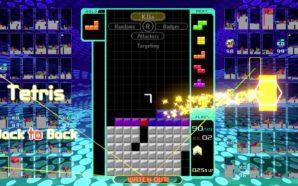 Tetris 99 ajoute les Batailles par équipes et le matchmaking…