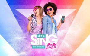 Test : Let's Sing 2020 – Casser la voix