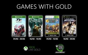 Voici les Games with Gold de février (TT Isle of…