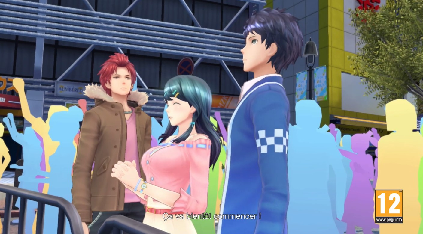 Tokyo Mirage Sessions #FE Encore lance son launch trailer