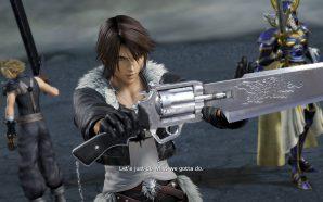 La toute dernière mise à jour de Dissidia Final Fantasy…