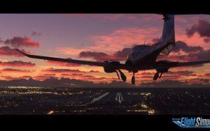 Microsoft Flight Simulator survole ses aéroports