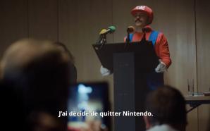Super Mario quitte Nintendo – Test-Achats parle de la durabilité…