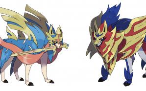 Encore plus de Pokémon de Galar dans le jeu de…