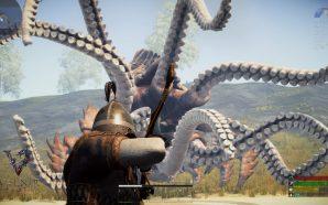 Les monstres géants envahissent Valnir Rok dans le nouveau patch